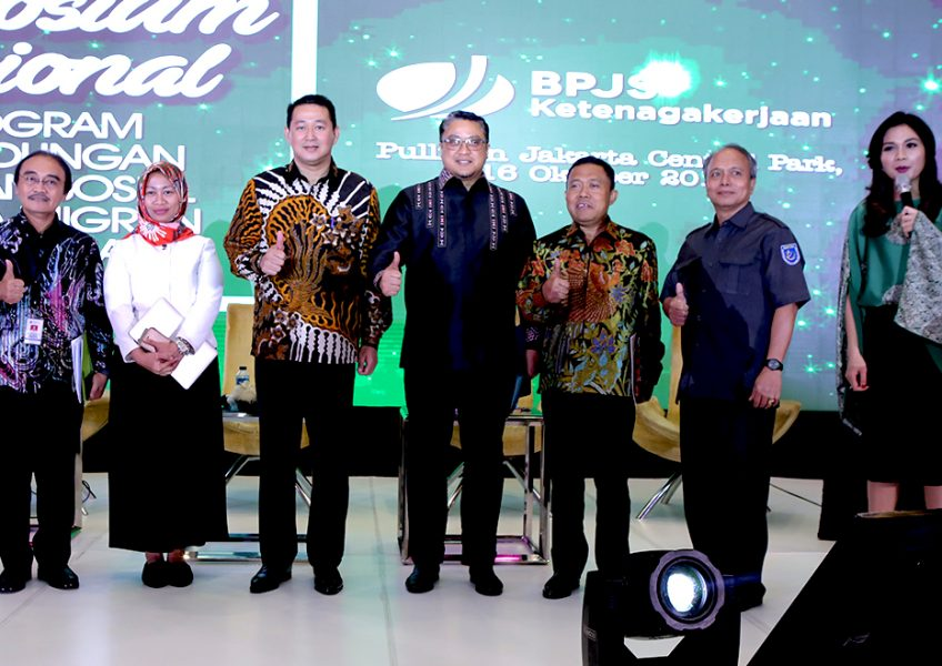 Simposium Nasional BPJS Ketenagakerjaan Program PMI