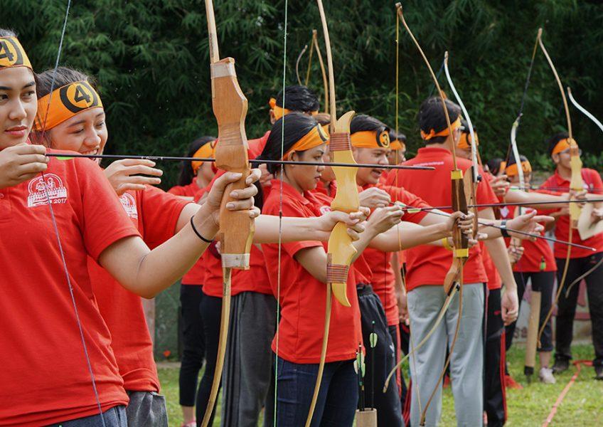 Team Building Indonesia I Red Avenue Indonesia
