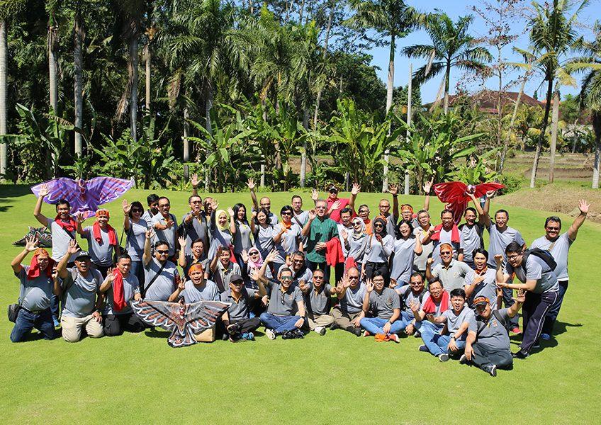Employee Gathering Jakarta I Red Avenue Indonesia