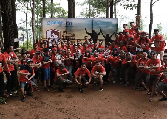 Employee Gathering PRIME & TIM di Yogyakarta