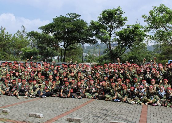 Employee Outing PT Electrolux Indonesia di Bandung